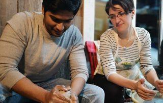 Stéphanie et Sandesh